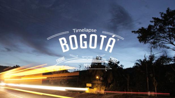 time lapse bogota